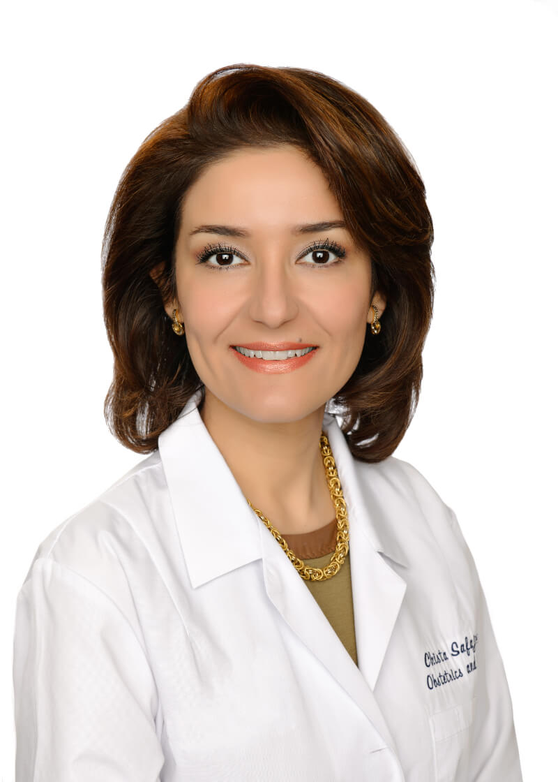 Photo of Chista Safajou, MD, FACOG